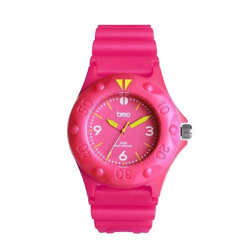 Breo Pressure Dive Watch -Pink