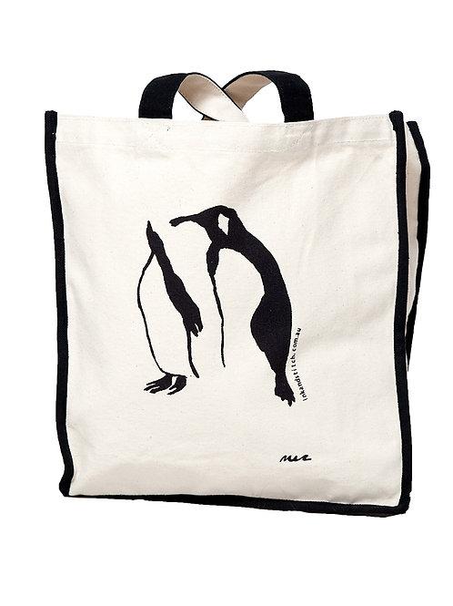 Ink & Stitch Penguin