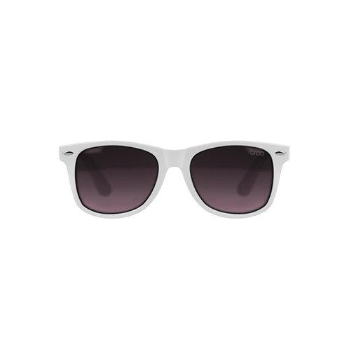 Breo Two Tone Sunglasses - White/ Black