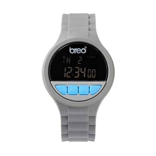 Breo Code Watch - Grey