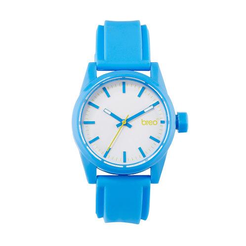 Breo Polygon Watch - Blue