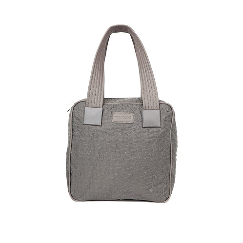 malc&andi Square Slouch Bag - Warm Clay