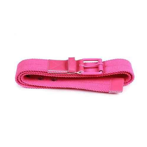 Breo Buckle Belt - Pink