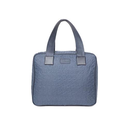 malc&aandi Large Slouch Handbags - Dark Blue