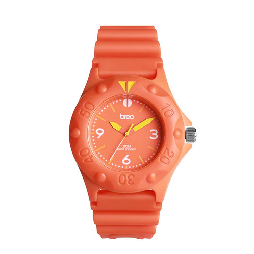 Breo Pressure Dive Watch - Orange