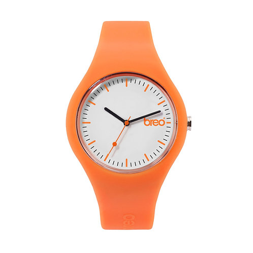 Breo Classic Watch - Orange