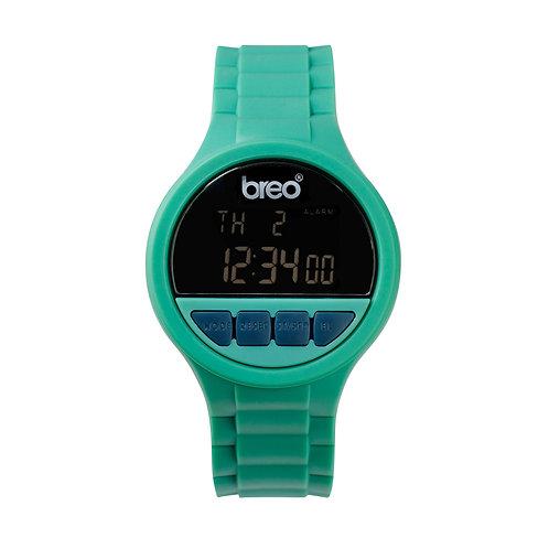 Breo Code Watch - Green