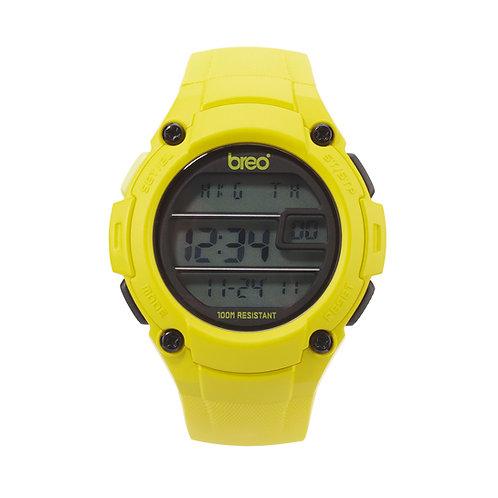 Breo Zone Digital Watch - Yellow