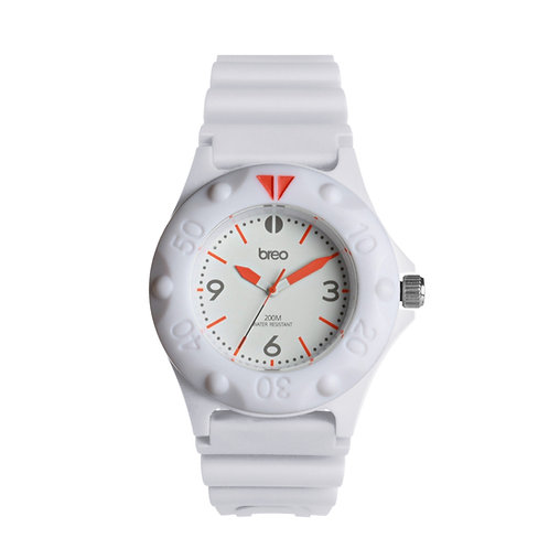 Breo Pressure Dive Watch -White