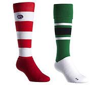 Custom Made Football Socks