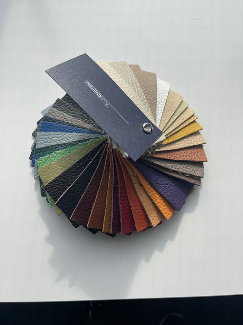 Leather Venetian Color Sample