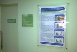 PAINEL INFORMATIVO CARDIOMED
