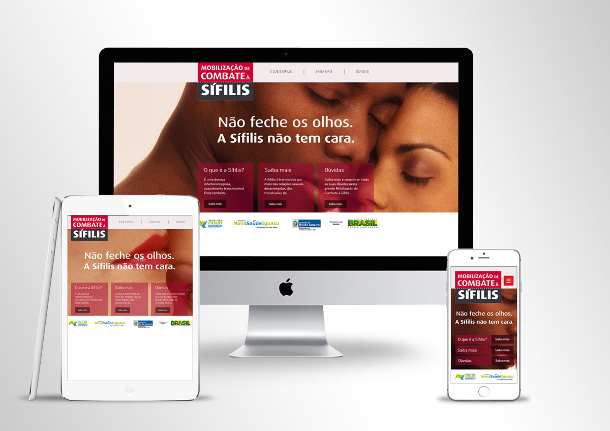 Campanha de Combate à Sífilis