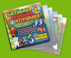 Caixa Kit Livros
