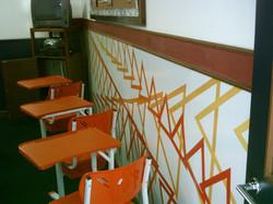 Adesivo parede IBA