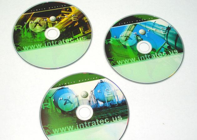 RÓTULO DE CD