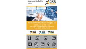 CARTÃO DIGITAL DA ASB SERVICE
