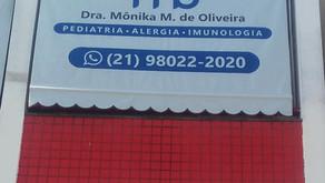TOLDO DO CONSULTÓRIO DA DRA. MÔNIKA OLIVEIRA
