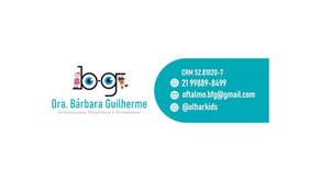 ASSINATURA DE E-MAIL DA DRA. BÁRBARA GUILHERME