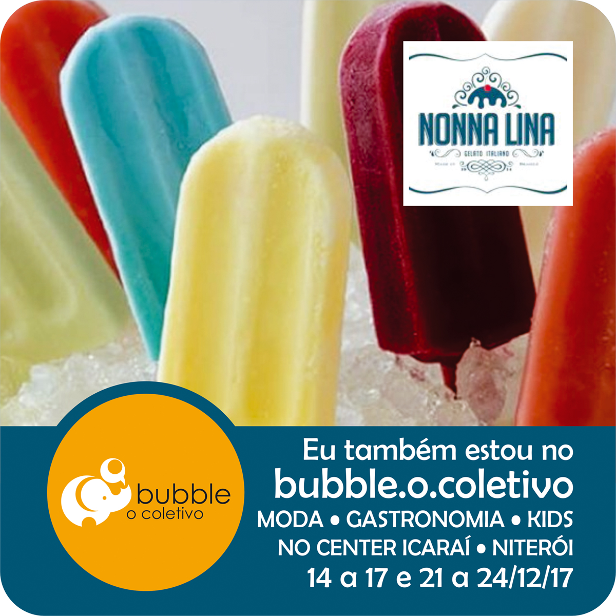 Post Bubble.O.Coletivo