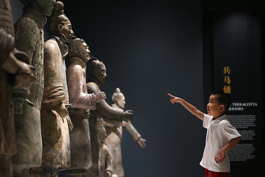 China's First Emperor and the Terracotta