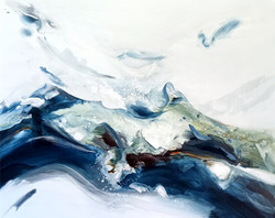 entre elle et blanche - A010421 - 150 x