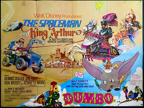 The Spaceman And King Arthur/Dumbo (1979)
