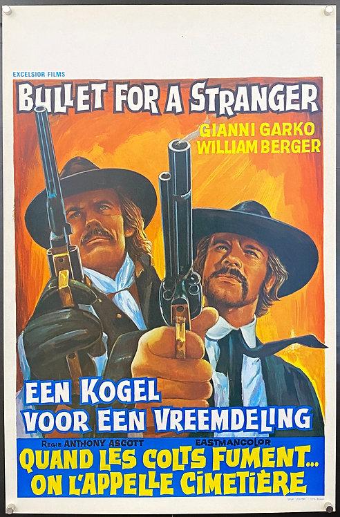 Bullet for a Stranger (1971)