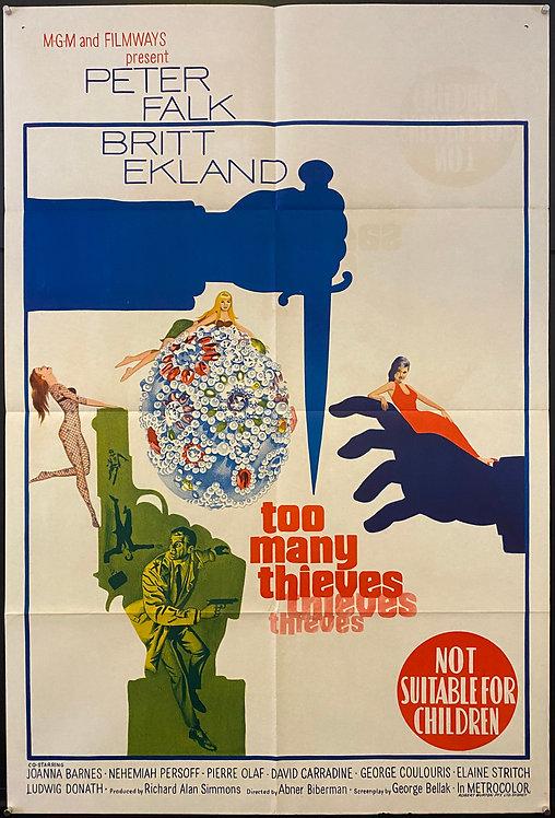 Too Many Thieves (1966)