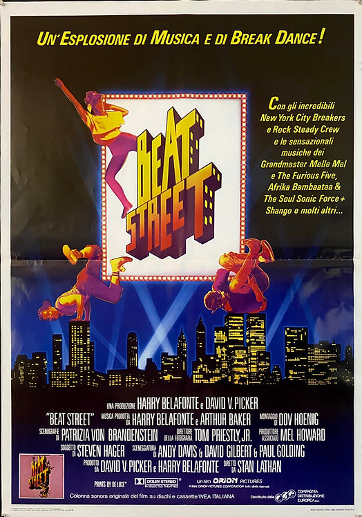 Beat Street (1985)