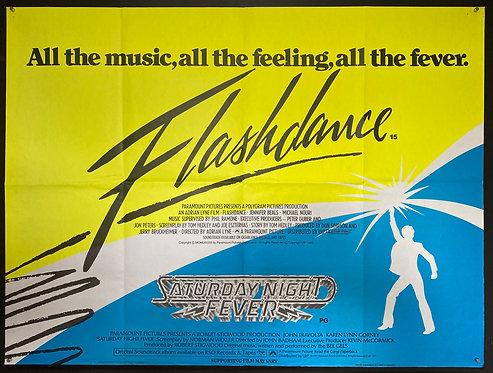 Flashdance/ Saturday Night Fever