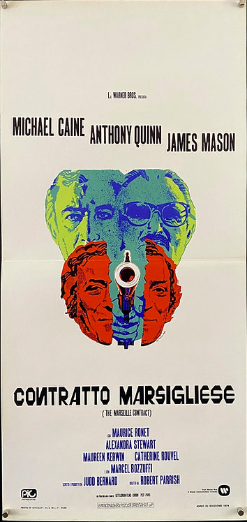 The Marseille Contract (1974)