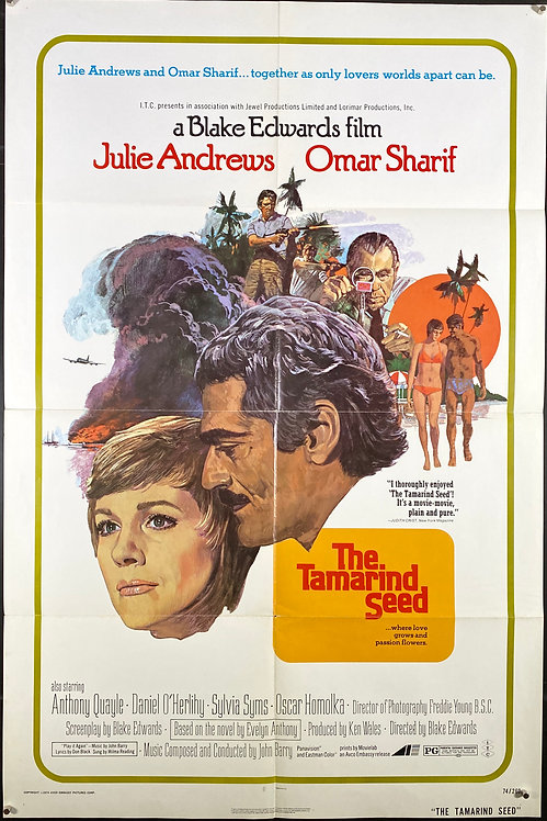 Tamarind Seed (1974)