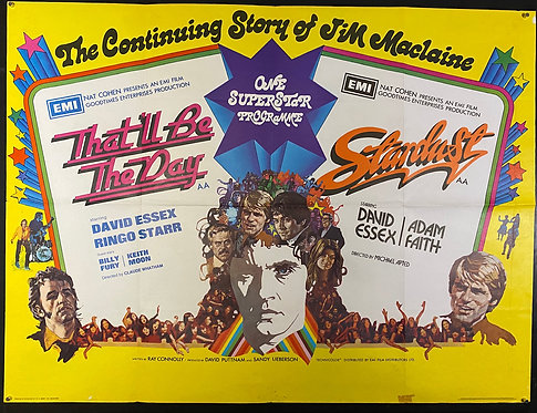 That'll Be The Day/Stardust (1974)
