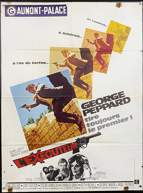 The Executioner (1970) L'Executeur
