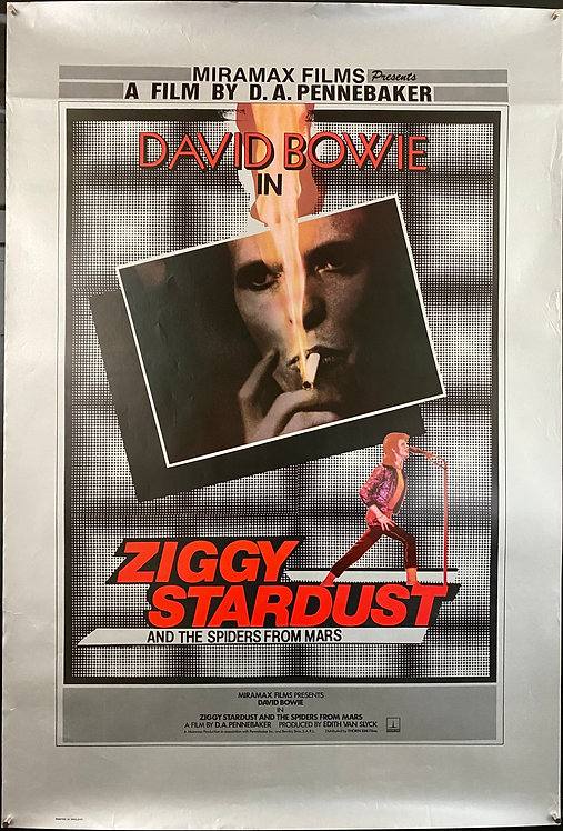 Ziggy Stardust And The Spiders from Mars (1983)