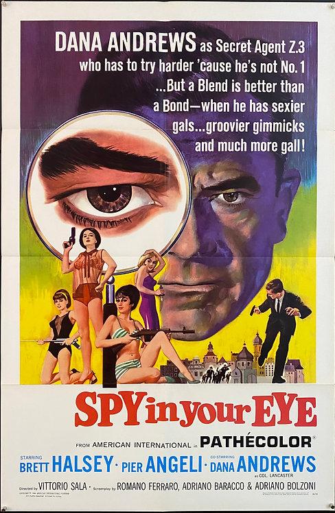 Spy In Your Eye (1966)