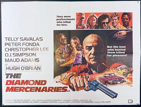 The Diamond Mercenaries (1976)