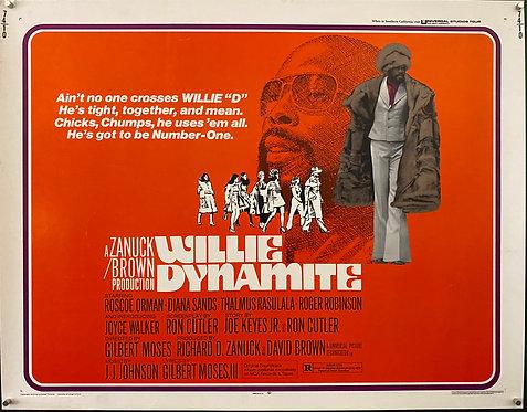 Willie Dynamite (1974)