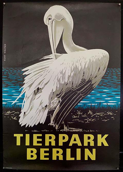 Tierpark - Berlin animal park (1978)