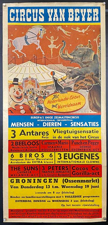 Circus Van Bever