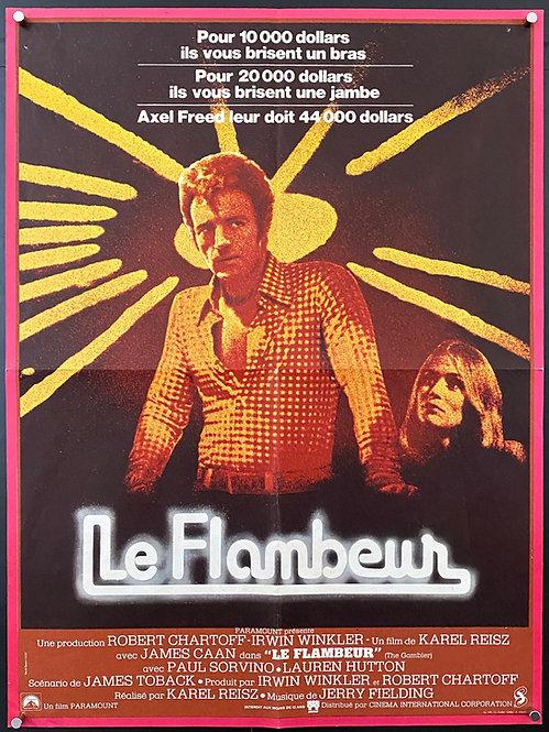 The Gambler (1974) Le Flambeur