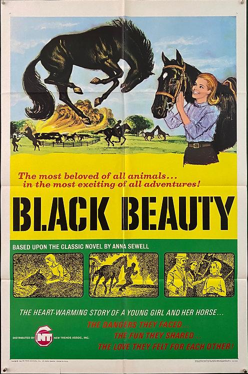 Black Beauty (1966R)