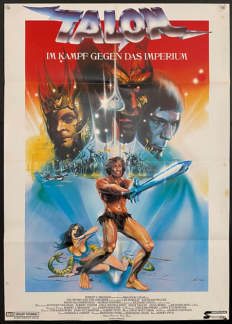 The Sword and the Sorcerer (1982)  Talon im Kampf gegen das Imperium