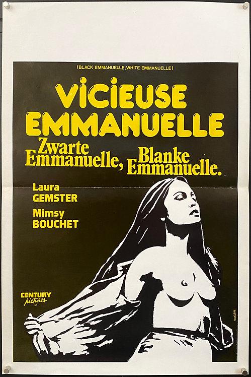 Black Emmanuelle, White Emmanuelle (1976)
