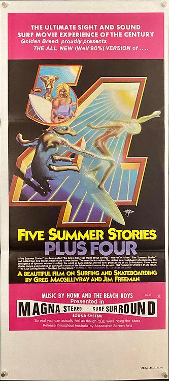 Five Summer Stories Plus Four (1976)