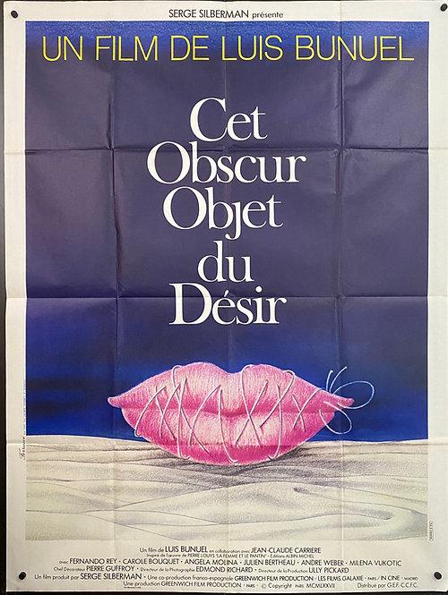 That Obscure Object Of Desire (1977) Cet obscur Object Du Desir