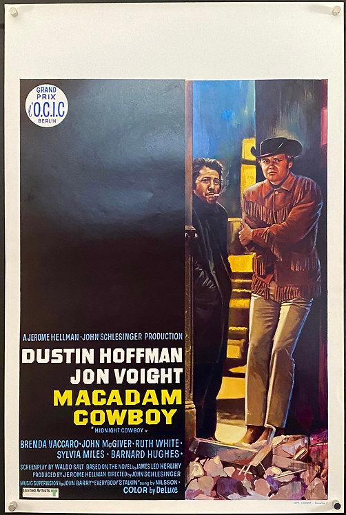 Midnight Cowboy (1969) Macadam Cowboy