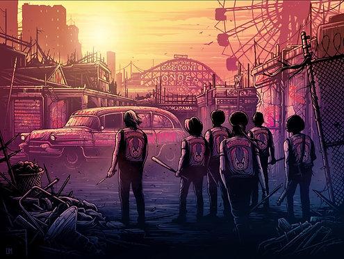The Warriors (2020)