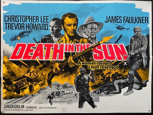 Death In The Sun (1976)